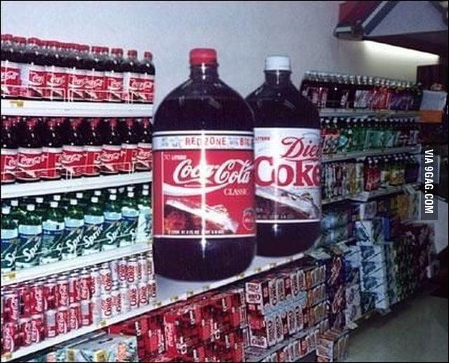 Coca Cola XXXXXXXL