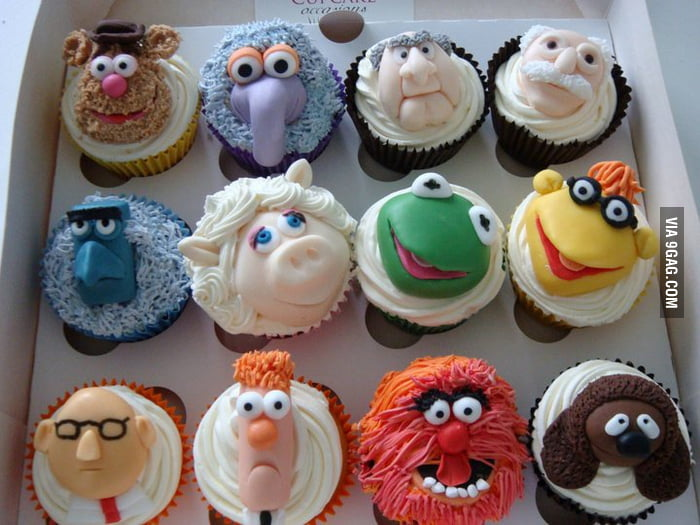 Delicious Muppets