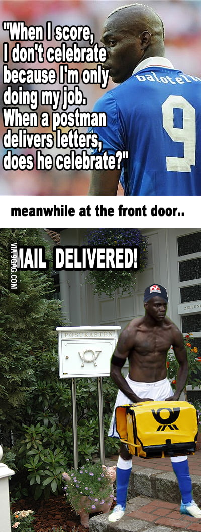 Meanwhile at the front door