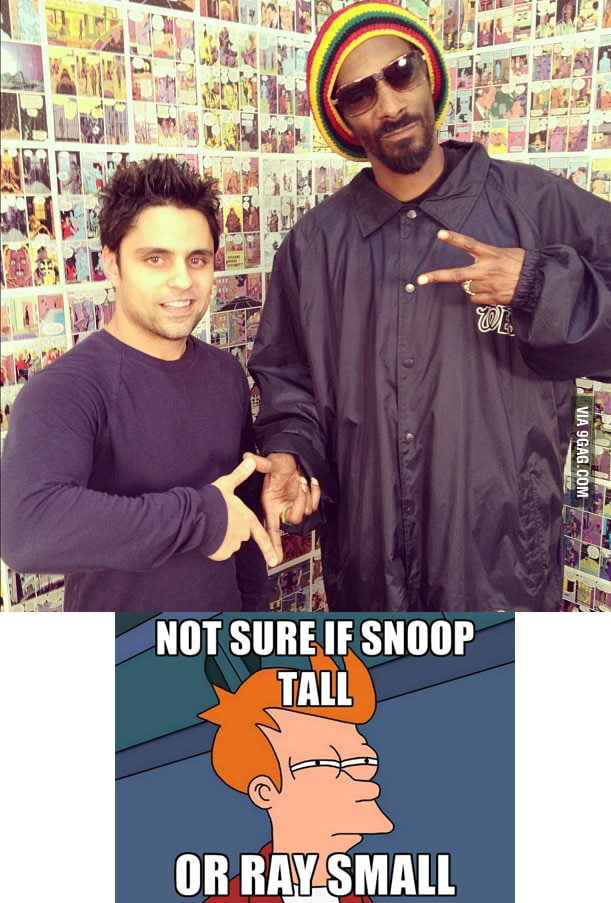 Ray and Snoop