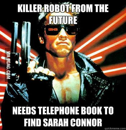 Clueless Terminator