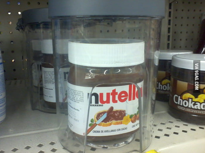 Meanwhile in Guatemala, secure the nutella!!