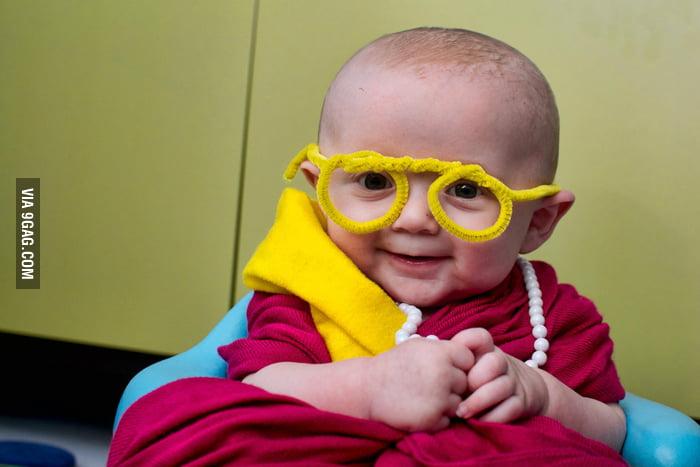 Baby Dalai Lama