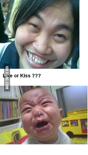 Like or Kiss ??? >;))))