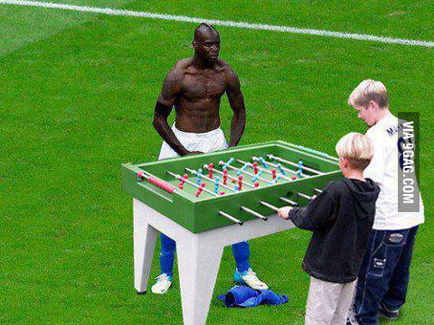 The best version of Balotelli