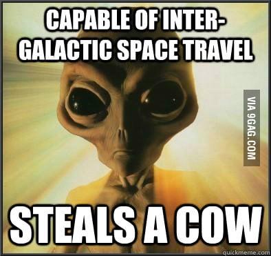 Alien logic
