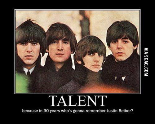 Talent...