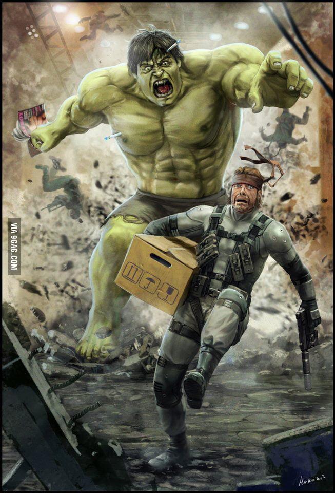 Metal Gear HULK