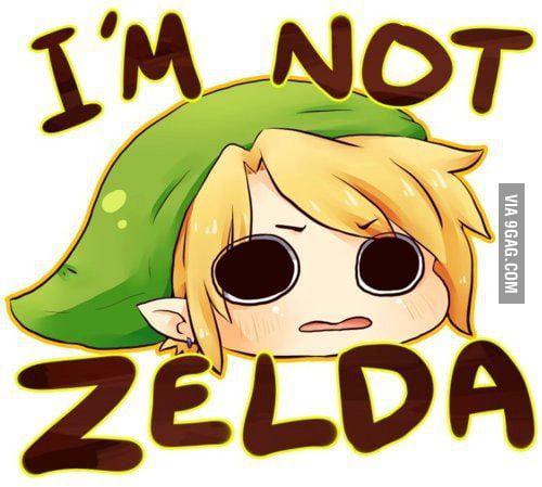Link's permanent trauma