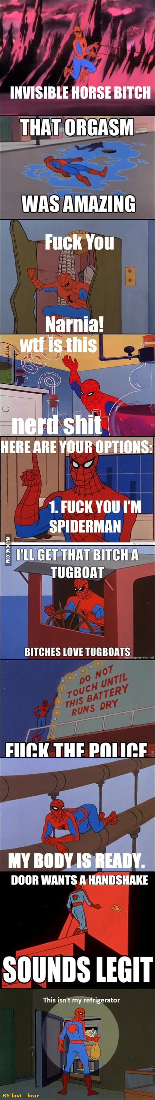 Best of Spiderman part 2