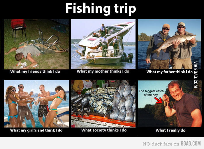 Just fishing
