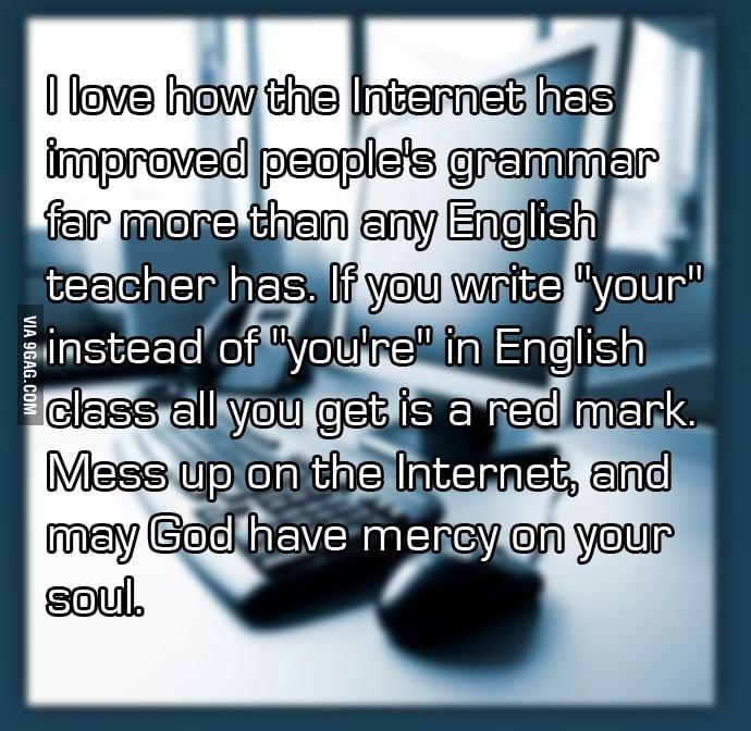 Internet Grammar