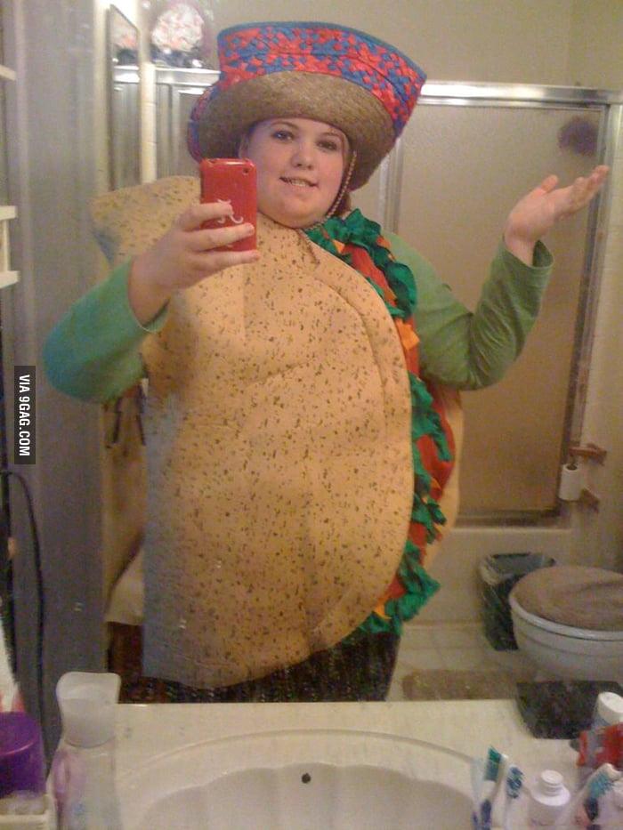 Taco Woman
