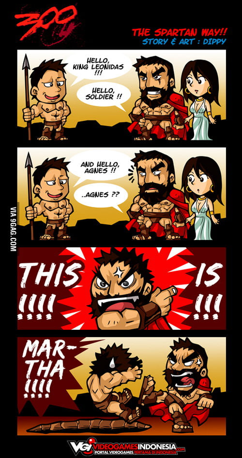 300 - The Spartan Way