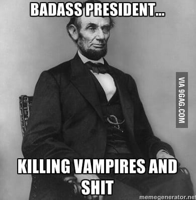 Badass President