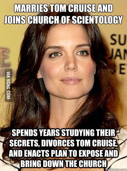 Smart Katie Holmes