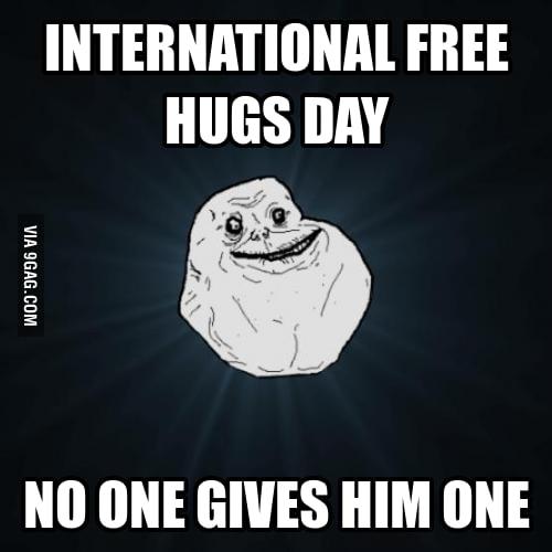 Happy International Free Hugs Day To Yall 9gag