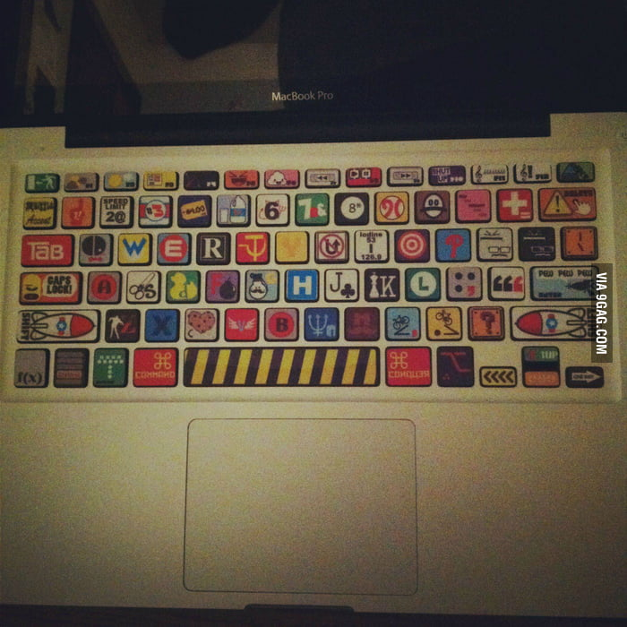 Ransom letter keyboard