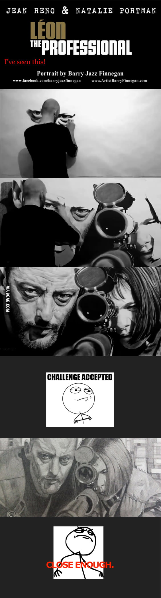 Leon Challenge Accpeted