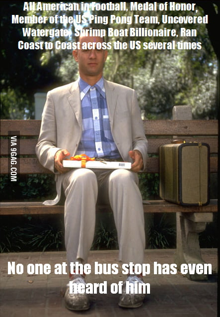 About Forrest Gump
