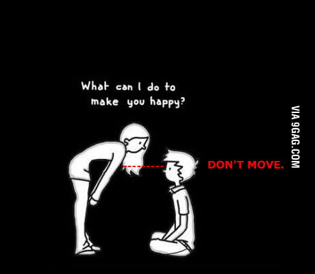 Don't move...