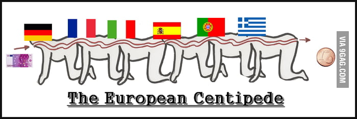 The European Centipede