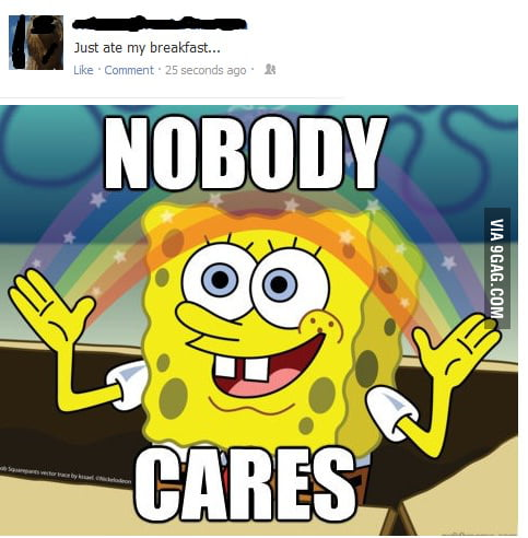 Seriously nobody..