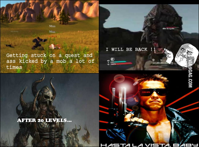 Every RPG gamer will know this feeling