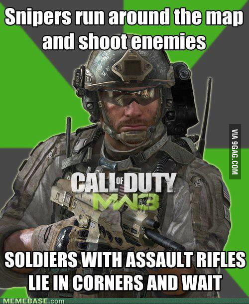 MW3 can be complicated