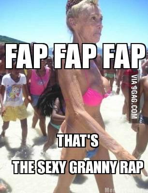Granny Gag 83