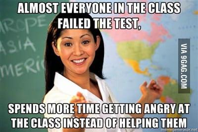 Everyone Has A Teacher Like This