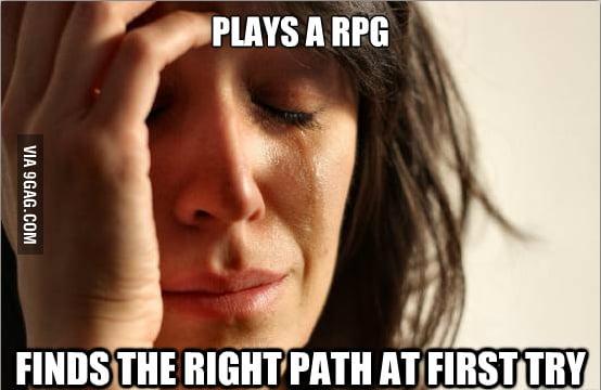 RPG Players problem
