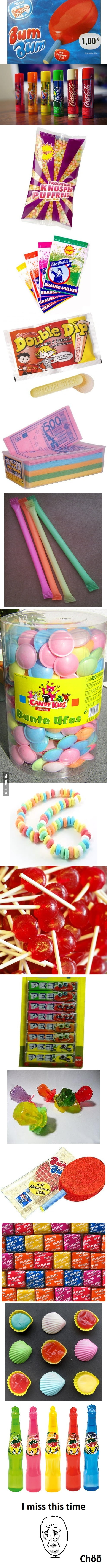 Candy from my childhood