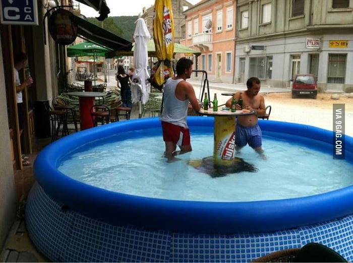 Meanwhile in Knin, Croatia
