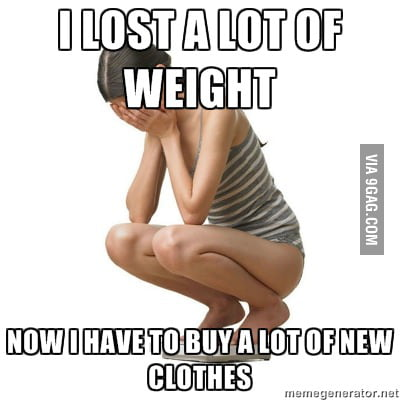Ex-Fat First World Problems