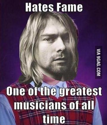 Bad Luck Kurt