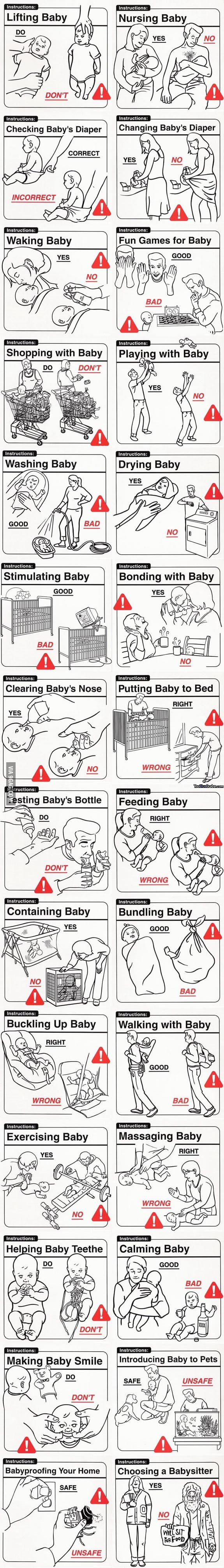 Pin On Babies Manual Guide