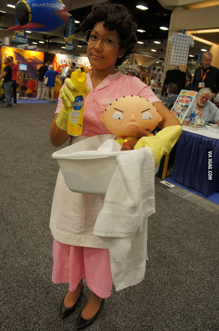 Awesome Family Guy Cosplay