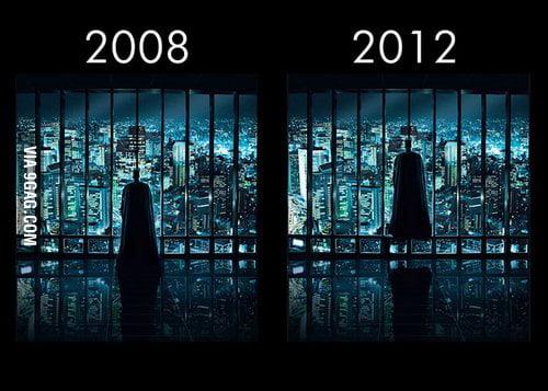 "Googled ""The Dark Knight Rises"""