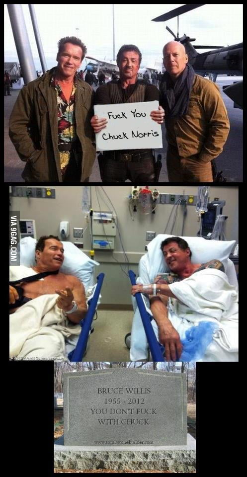 F**k You Chuck Norris