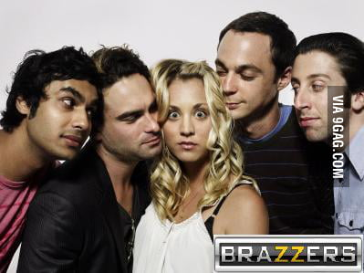 The Gang Bang Theory...