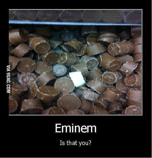 Eminem is that you?