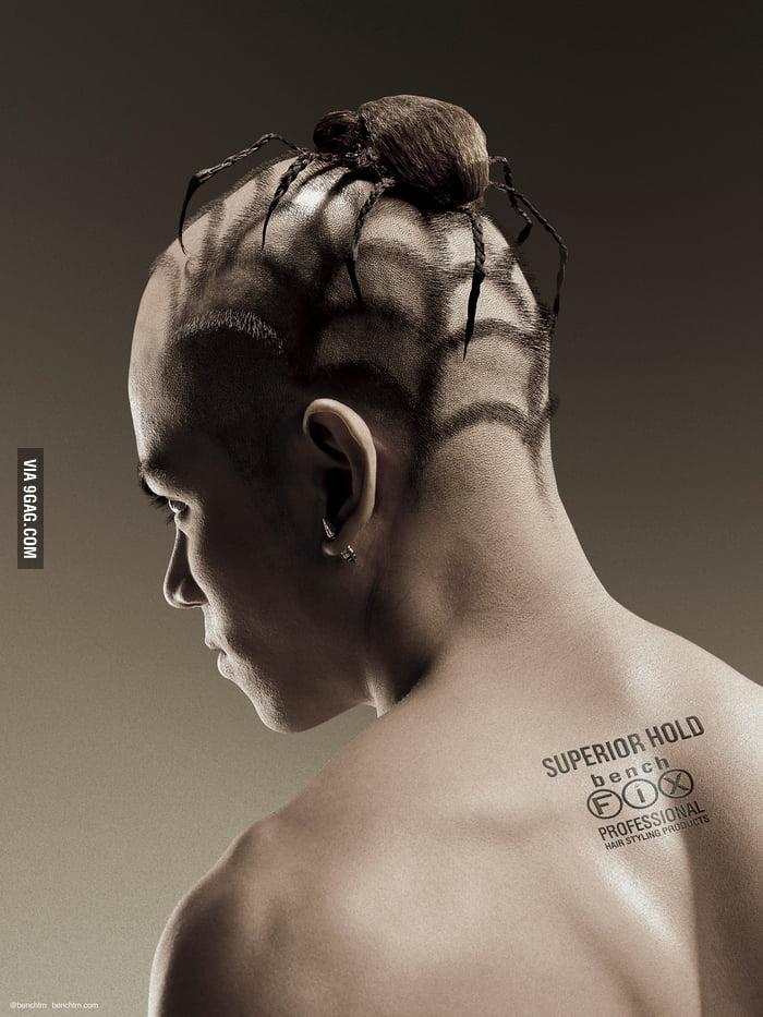 Haircut Level: Spiderman