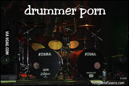 Drummer Porn 120