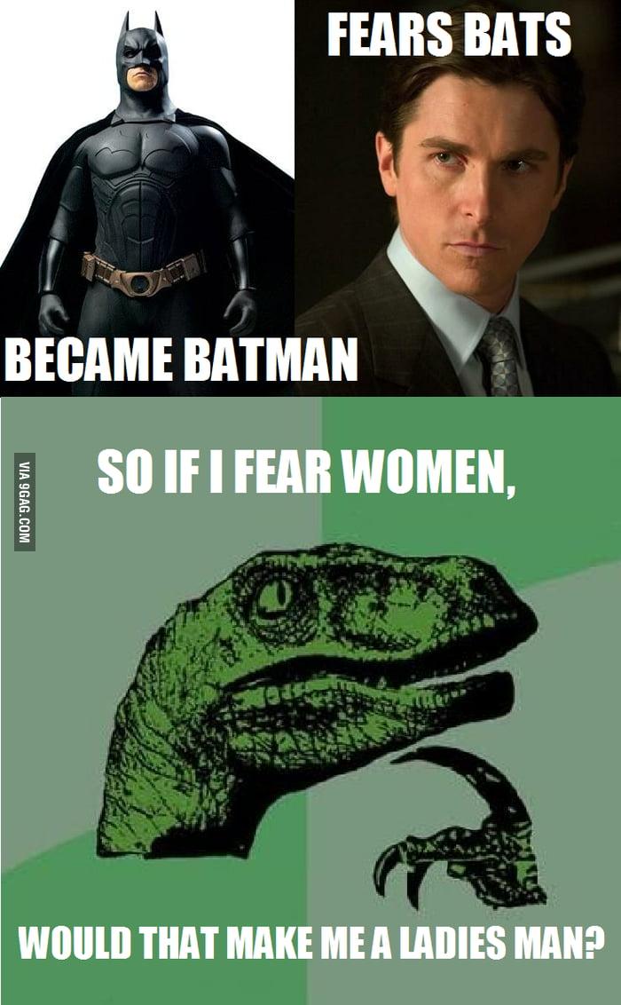 What if I fear women?