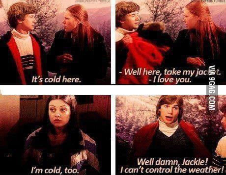 Kelso at he's best