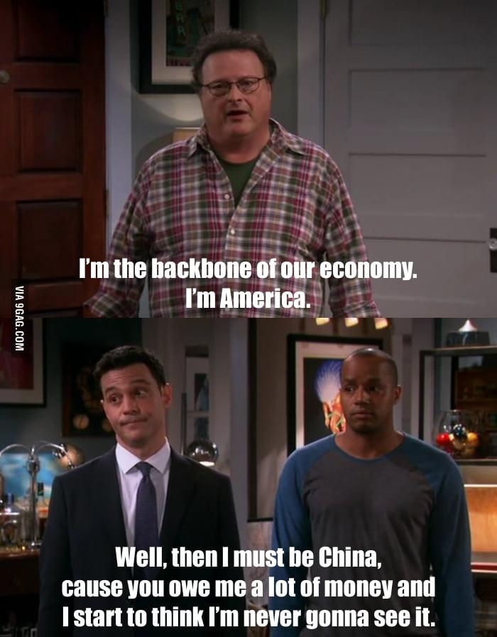 I'm America!