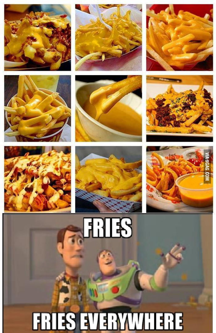 Fries anyone?