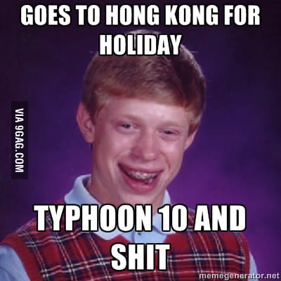 Go to Hong Kong they said... It will be fun they said