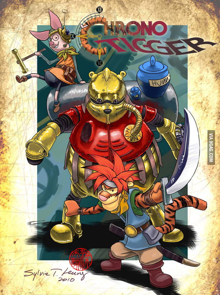 Winnie the Pooh? Chrono Trigger!